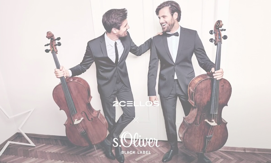 2Cellos & S'Oliver & Arena Stožice